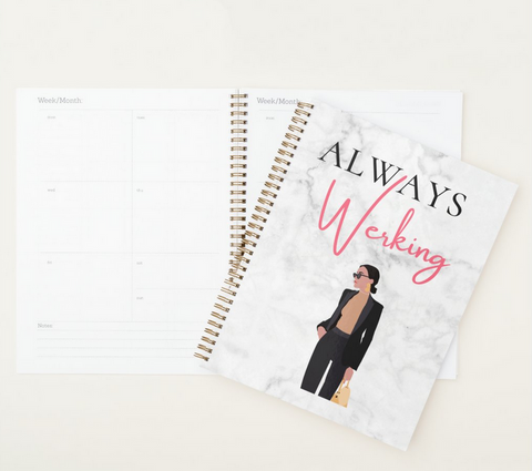 Always Werking Planner