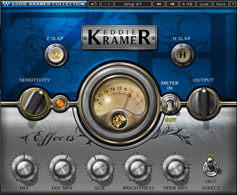 Eddie Kramer Effects Channel