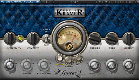 Eddie Kramer Guitar Channel
