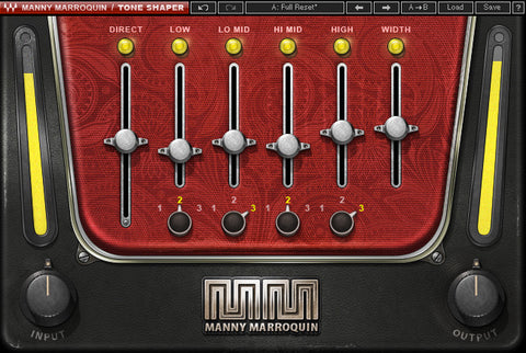 Manny Marroquin Tone Shaper