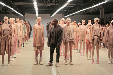 Yeezy Kanye West Streetwear Fashion Show