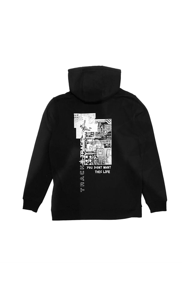 Track & Trace Hoodie - YDWTL
