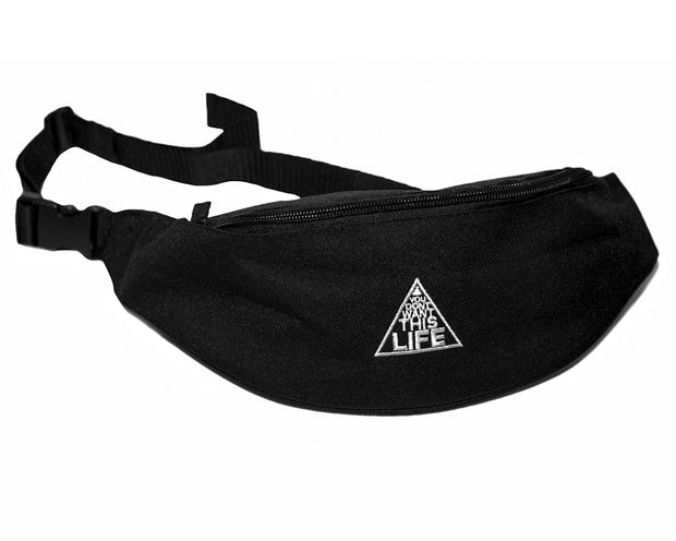 Original Bum Bag (Black) - YDWTL