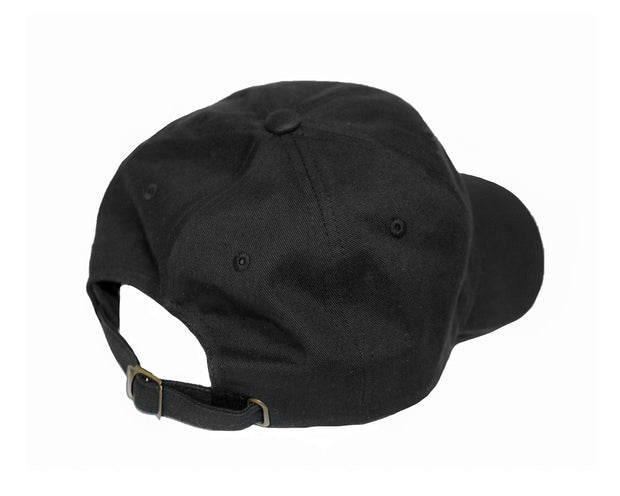 Original Black Dad Hat - You Dont Want This Life - UK Streetwear Brand - Streetwear Hoodies, High Street Fashion for Your London Streetwear Clothing Style