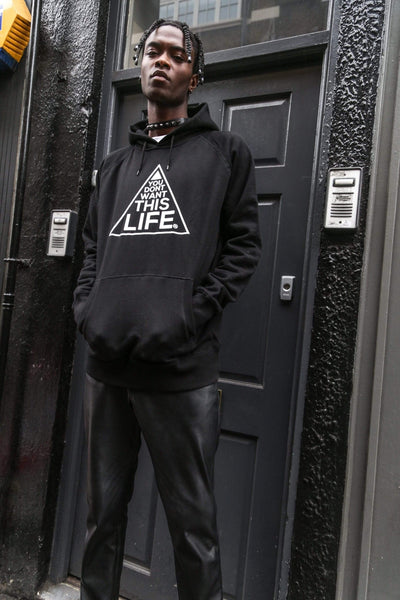Original Hoodie - You Dont Want This Life - UK Streetwear Brand - Streetwear Hoodies, High Street Fashion for Your London Streetwear Clothing Style