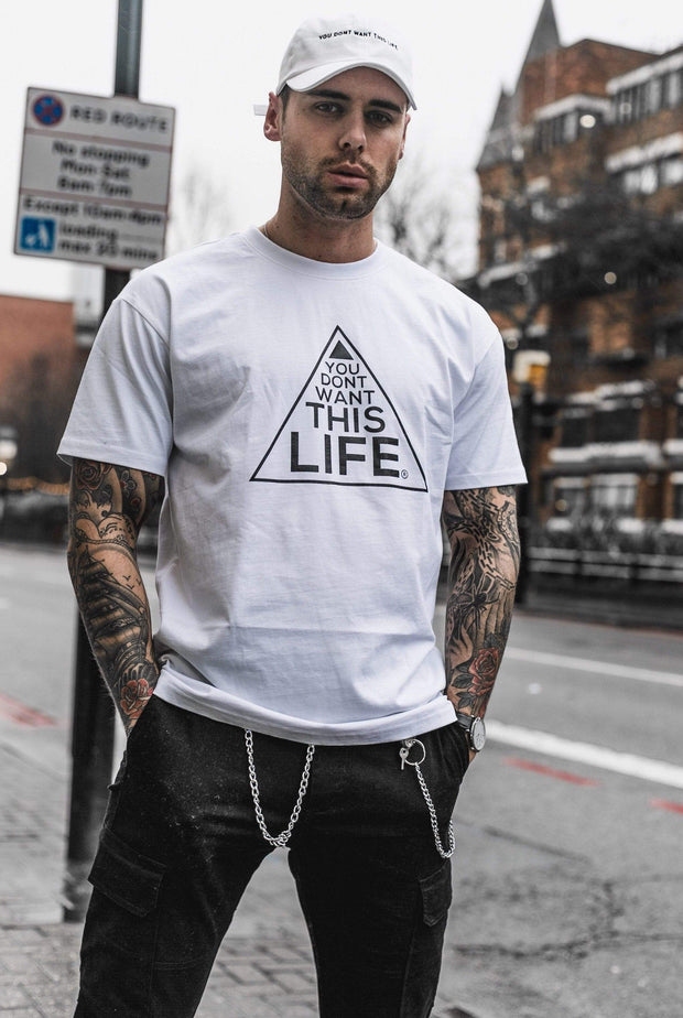 Original T-Shirt - You Dont Want This Life - UK Streetwear Brand - Streetwear Hoodies, High Street Fashion for Your London Streetwear Clothing Style