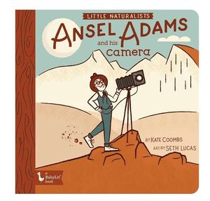 Ansel Adams & His Camera Book