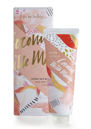 Illume - Coconut Milk Mango - Lavish Hand Cream