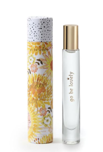 Illume - Golden Honeysuckle - Rollerball Perfume