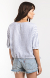 Suluban Striped Blouse