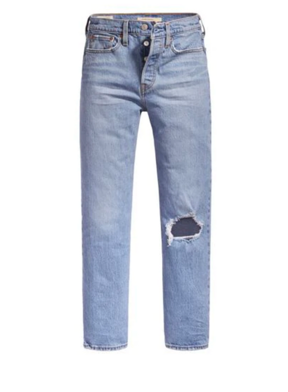 Levi's - Wedgie Straight in Tango Fray