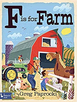 F is for Farm Book