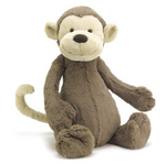 JellyCat - Medium Bashful Monkey