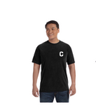 AVAILABLE NOW: Men's Heart for Clovis Tee in Black