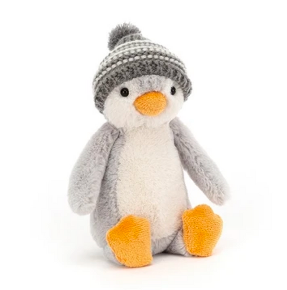 JellyCat - Bashful Bobble Penguin