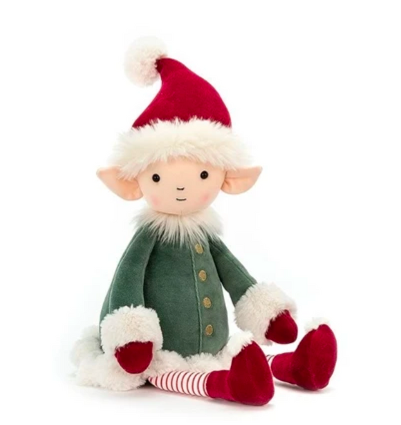 JellyCat - Leffy Elf Small