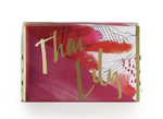 Illume - Thai Lily Bar Soap