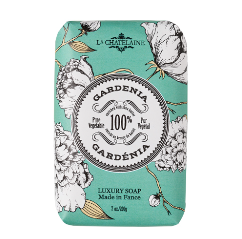 Gardenia Luxury Soap