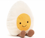 JellyCat - Large Boiled Egg
