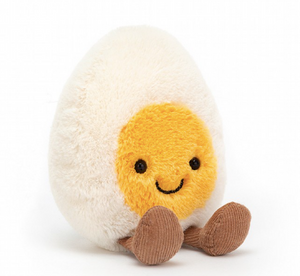 JellyCat - Small Boiled Egg