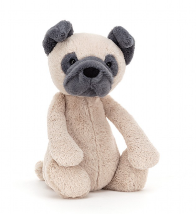 Load image into Gallery viewer, JellyCat - Bashful Pug