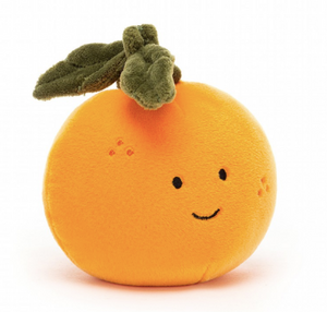 Load image into Gallery viewer, JellyCat - Fabulous Fruit Orange