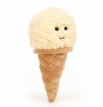 JellyCat - Irresistible Ice Cream Vanilla