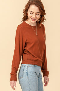 Ellody Sweater - Cinnamon