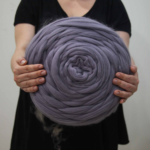 - Super Bulky Knitting Yarn 100% Merino Wool - Nata Home and Fashion - 1