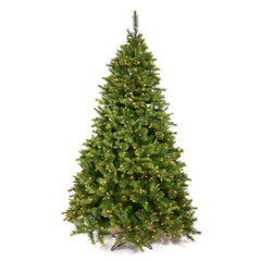 Vickerman 4.5' Cashmere Pine Artificial Christmas Tree with 250 Warm White LED Lights