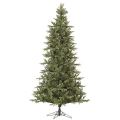 Vickerman 6.5' Elk Frasier Fir Slim Artificial Christmas Tree Unlit