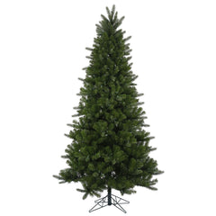 Vickerman 7.5' Ogden Fir 8 Function Artificial Christmas Tree with 600 LED Lights