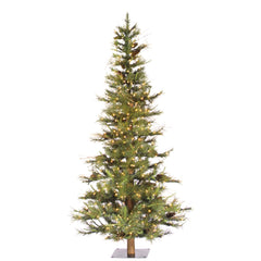 Vickerman 4' Ashland Artificial Christmas Tree with 200 Clear Lights