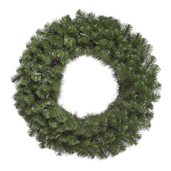 "Vickerman 30"" Douglas Fir Artificial Christmas Wreath Unlit"
