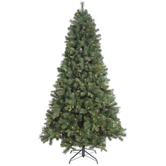 Vickerman 4.5' Classic Mixed Pine Artificial Christmas Tree with 150 Warm White LED Lights