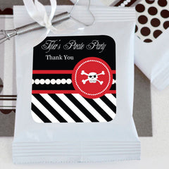 Pirate Party Personalized Lemonade + Optional Heart Whisk