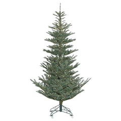 Vickerman 4' Alberta Blue Spruce Artificial Christmas Tree with 150 Clear Lights