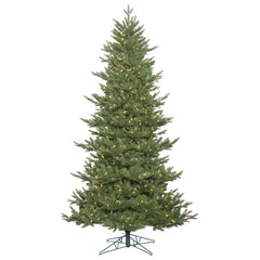Vickerman 4.5' Hawthorne Frasier Fir Artificial Christmas Tree with 300 Clear Lights