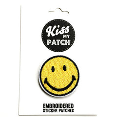 Smile Sticker Patch