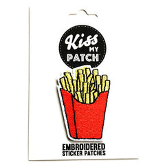 Fries Sticker Patch