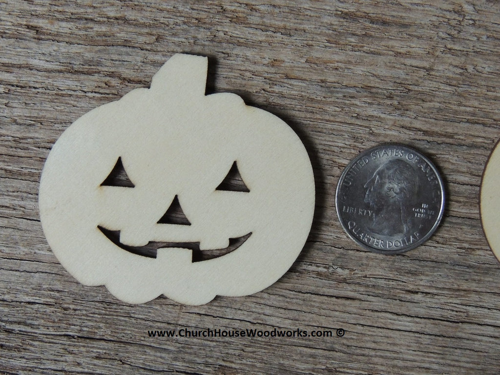 2 inch wood pumpkin shapes wooden pumkins fall halloween crafts embellishments shapes