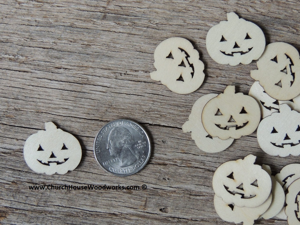 1 inch wood pumpkin shapes wooden pumkins fall halloween crafts embellishments shapes