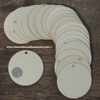 3.25 3-1/4 inch wood craft tag ornament blanks, crafts, decor, tags, wooden