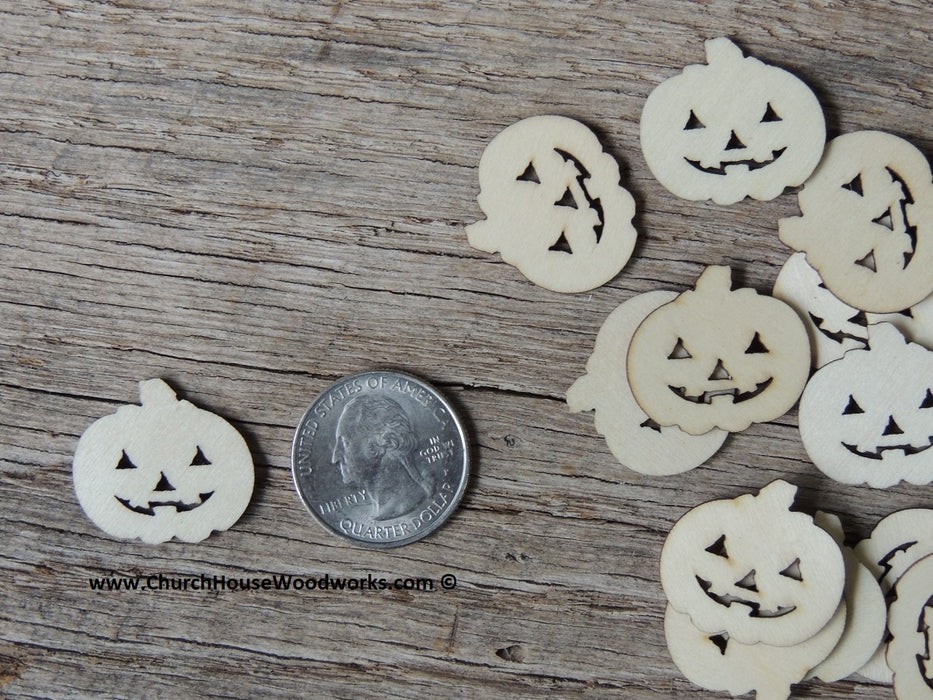 1 inch wood pumpkin shapes wooden pumpkins fall halloween crafts embellishments shapes