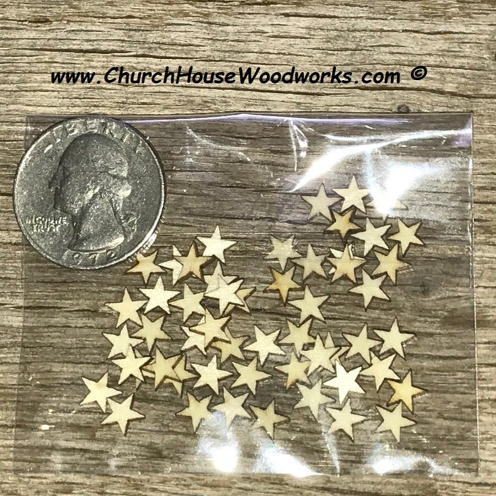 quarter inch wood stars wooden star flags crafts diy woodworking