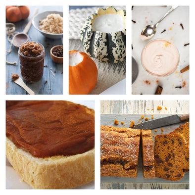 5 Pumpkin Flavored Projects to Make This Fall