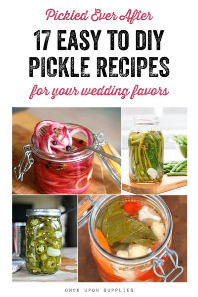 17 easy to DIY pickle recipes