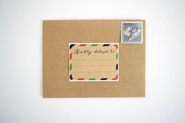 Christmas Gift Wrap Gift Labels