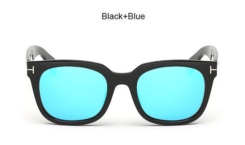 Sunglasses TR90 Polarized Sunglasses Men Brand Designer Men's Super Star Square Celebrity Driving Sun Glasses