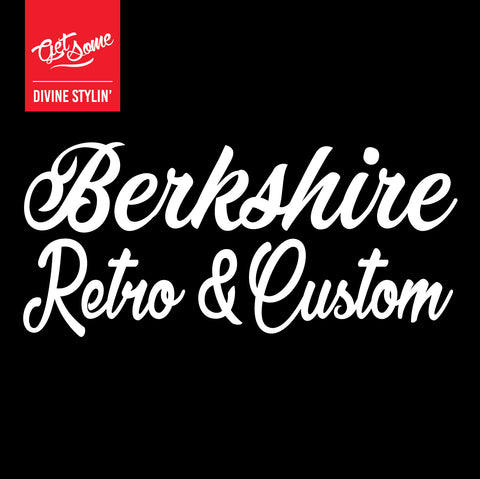 Berkshire Retro & Custom Decal #1